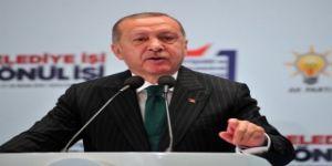"""Başkan Erdoğan """"İstanbul'da seçim yenilenirse yüzde yüz kazanacağız"""""""