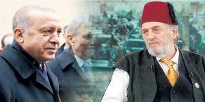 Cumhurbaşkanı Erdoğan'dan Üstad Kadir Mısıroğlu için başsağlığı mesajı