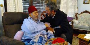 İhsan Şenocak'dan Üstad Kadir Mısıroğlu için başsağlığı mesajı