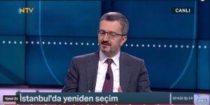 """Prof. Dr. Burhanettin Duran'dan """"Sayın Öcalan"""" çıkışı"""