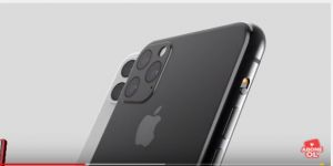 Yeni iPhone 11 serisi, oldukça büyük kamera lensleri ile birlikte gelecek.