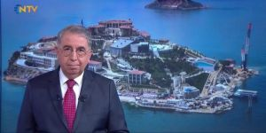 NTV'nin tecrübeli spikeri Oğuz Haksever'den Cumhurbaşkanı Erdoğan gafı
