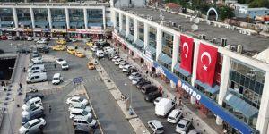 İstanbul 15 Temmuz Şehitler Otogarı İşletmesi İSPARK'a devredildi