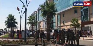 Erbil'de Türk yetkililere silahlı saldırı düzenlendi ! 1 Şehidimiz var