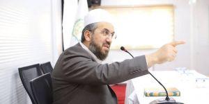 Dr. İhsan Şenocak:Aile yapısını zedeleyen İstanbul Sözleşmesi'nin derhal lağvedilsin