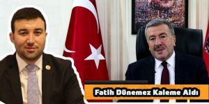"""Önce Vatan diyen Emniyet Müdürü """"Mustafa Çalışkan"""""""