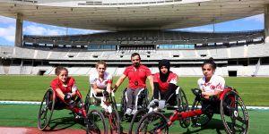 Bağcılar belediyesi milli sporcuları Fransa'da şampiyon oldu
