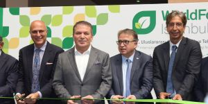 Uluslararası Gıda Ürünleri ve Teknolojileri Fuarı- İstanbul Fuarı kapılarını açtı