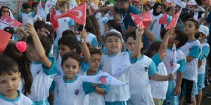 Kağıthane Yaz Spor Okulları'nda kapanış töreni