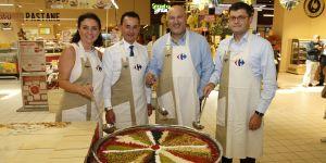 CarrefourSA, 41 marketinde 10 bin kişiye aşure ikramında bulunacak