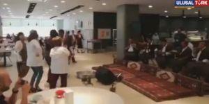 Adana'da şehir hastanesinde gündüz vakti sıra gecesi skandalı