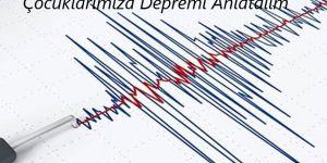 Çocuk Pisikoloğundan Ailelere önemli uyarı: Çocuklarınıza depremi anlatın