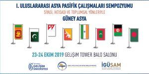 Asya - Pasifik'in sempozyumu İstanbul'da