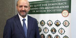 Profesör Doktor  Mehmet Bulut: 'Türkiye İslam ülkelerine rol model oluyor' dedi