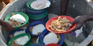 Dünya nüfusunun yaklaşık yüzde 26,4'ü yani 2 milyar kişi gıda güvensizliği ile karşı karşıya.