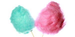 İstanbul'da şekerleme alanında üretim yapan bir firma Çin'e 90 bin dolarlık pamuk şeker ihraç etti.