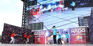 Üç yıldır Uzak Doğu'da şampiyonaları düzenlenen Japon teknosporu 'Hado' İstanbul'da