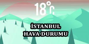 15 Günlük İstanbul Hava Durumu (28.11.2019)