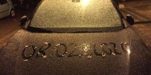 İstanbul'da beklenen kar yağışı bir çok ilçede etkisini göstermeye başladı
