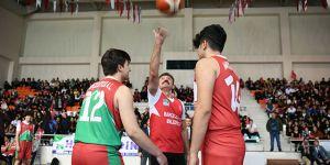 Bahçelievler GençLig Okullar arası Basketbol ve Voleybol Turnuvası başladı
