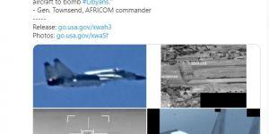 Rus savaş uçakları Suriye'de tekrar boyanıp Libya'ya uçtu