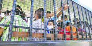 Tayland zindanlarındaki Uygur Türkleri yardım bekliyor