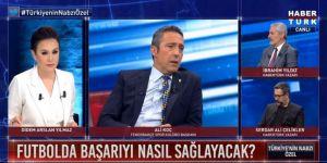 Fenerbahçe Başkanı Ali Koç:Şampiyonluk vadetmedim