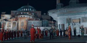 """Ali Sinanoğlu'dan muhteşem """"15 Temmuz Mehteri"""" çalışması"""