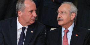 Bölücülükle suçlanan İnce,Kılıçdaroğlu'na Twitter'dan yanıt verdi.