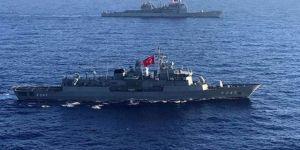 Türk Savaş gemileri Doğu Akdeniz'e iniyor ! Sıcak Dakikalar