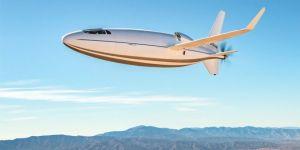 Amerikanın mermi uçağı Celera 500L tanıtıldı