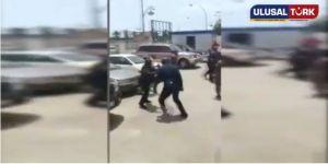Devlet Başkanı, sokak ortasında devlet bakanını dövdü