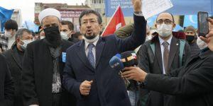 Uygur Türklerin'den Doğu Perinçek'e suç duyurusu