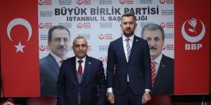BBP'nin İstanbul İl başkanı Av.Mutlu Furtana oldu