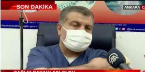 Fahrettin Koca'nın dublaj'lı o videosu sosyal medyayı yıktı geçti
