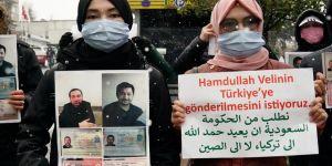 Suudi Arabistan Uygur Türklerini Çin'in baskısıyla gözaltına aldı