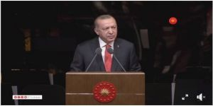 Cumhurbaşkanı Erdoğan:Kültür emperyalizmine karşı dilimizi koruyalım