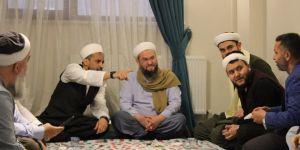Muhammed Keskin Hoca Efendiden Dirayetli Toplum Geliştirme Derneğine Ziyaret