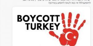 Küstah Yair Netanyahu'dan Türkiye'ye Boykot çağrısı