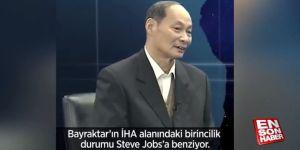 Çin Televizyonun'dan Selçuk Bayraktar'a övgü