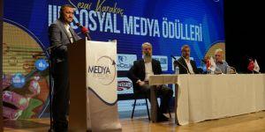 3. Sezai Karakoç Sosyal Medya Ödülleri sahiplerini buldu.