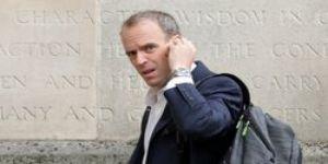 İngiltere Dışişleri Bakanı Dominic Raab'a istifa baskısı