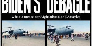 Economist'lerden Biden üzerinden Afganistan değerlendirmesi