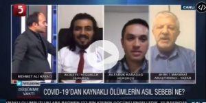 Tv5'de Fatih Erbakan hazımsızlığı