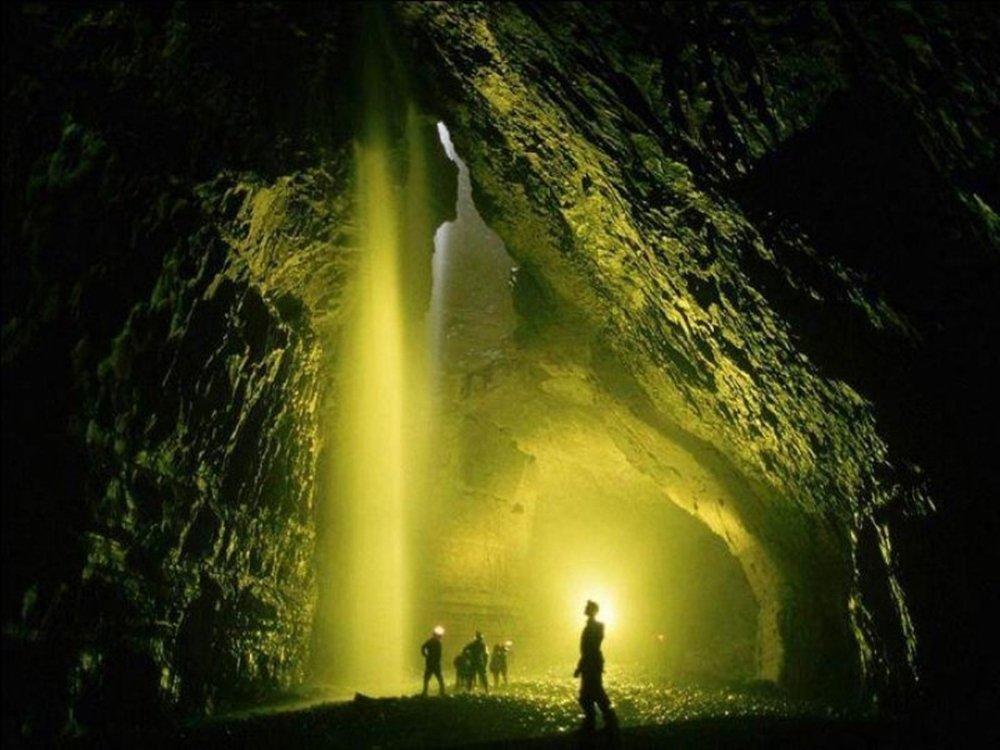 İşte dünyanın en derin mağarası