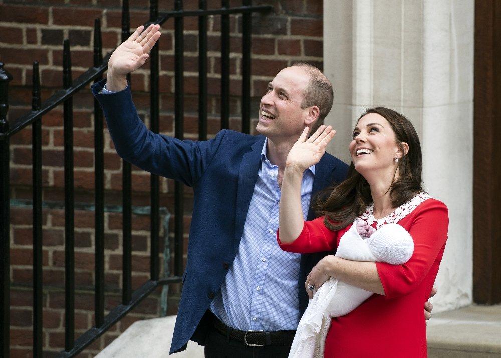 İşte İngiliz Kraliyet Ailesinin Yeni Üyesinin Adı