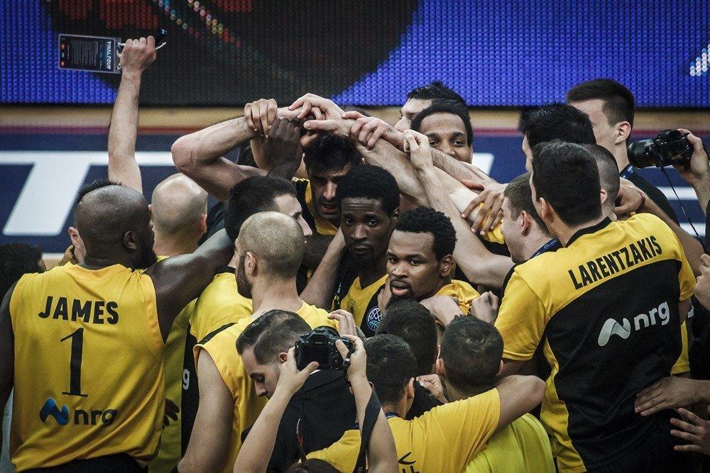 Fıba Basketbol Şampiyonlar Ligi'nde Finalin Adı Belli Oldu
