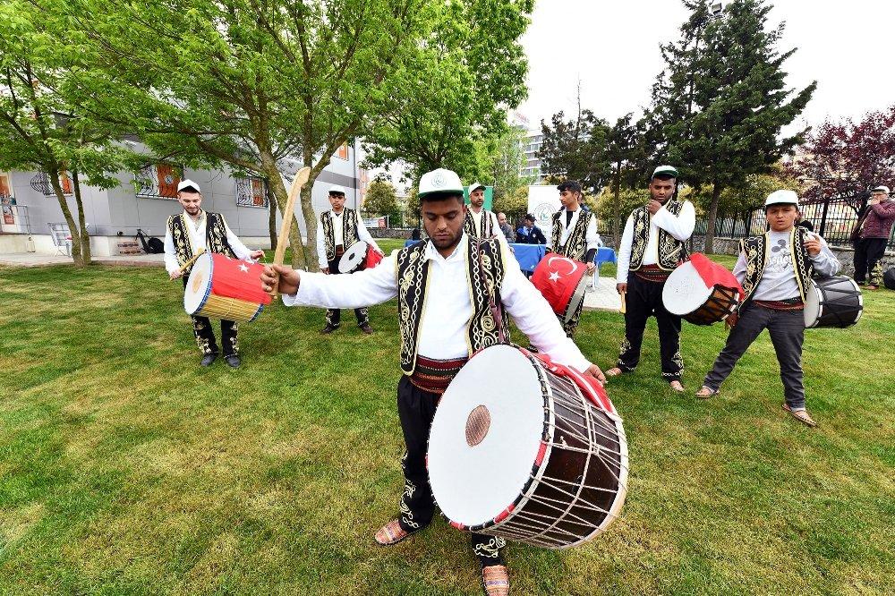 Ramazan Davulcuları Eğitime Başladı