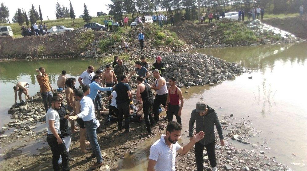 Gaziantep'te Bataklıkta Can Pazarı