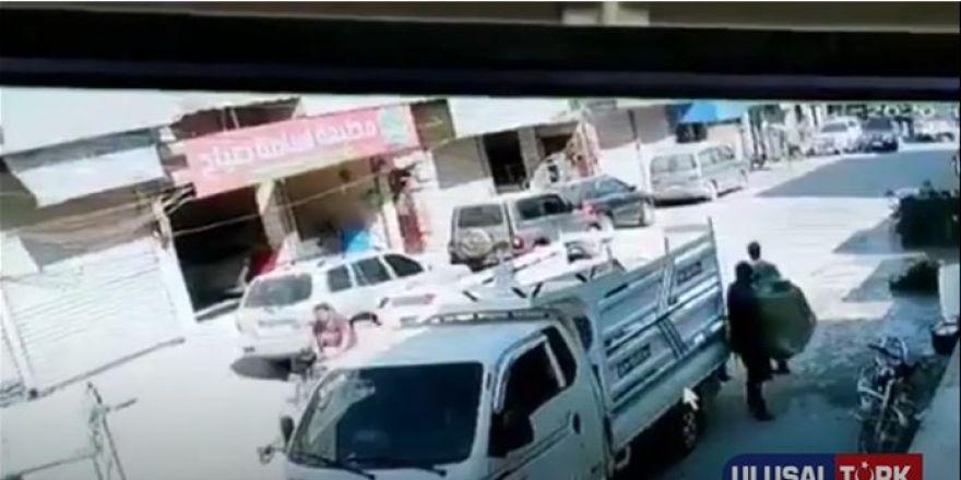 Elbab'ta bomba yüklü kamyonla saldırı